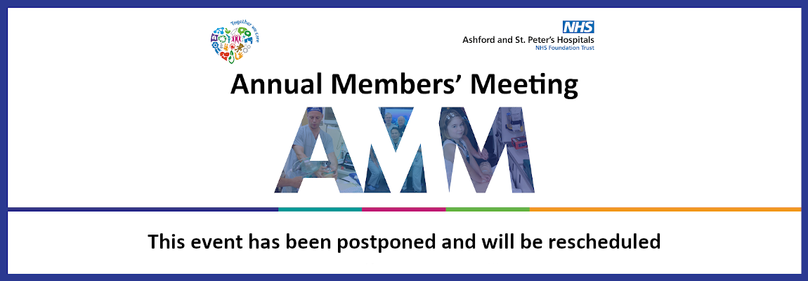 Annual Members Meeting Postponed
