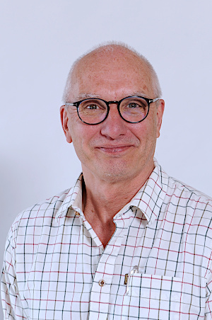 Professor Mike Baxter