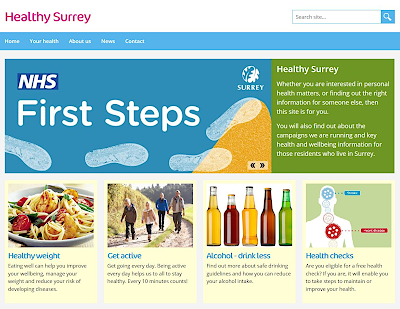 Click here to visit the Healthy Surrey website