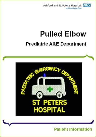 Click to download the Pulled Elbow leaflet