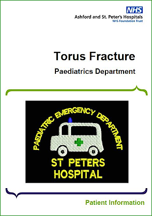 Click to download the Torus Fracture leaflet