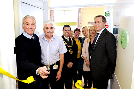 Opening of Daffodil Room - Read the article