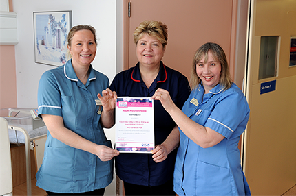 Success for our Infant Feeding Team - Read the article